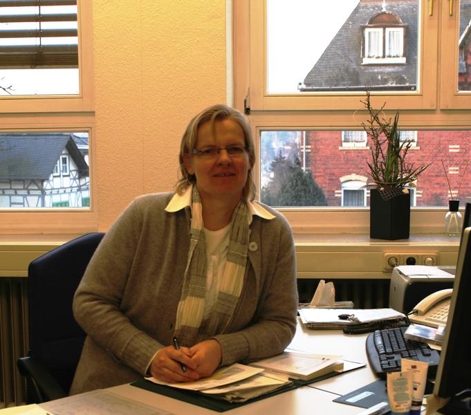 Frau Hartmann