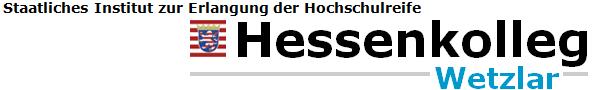 Hessenkolleg Wetzlar